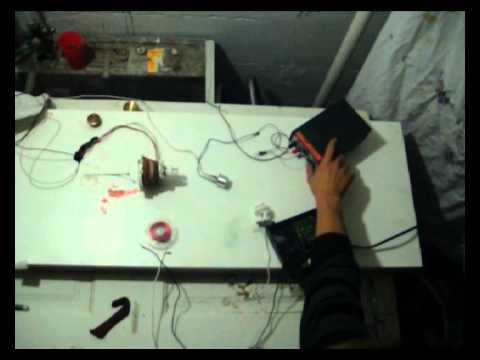How to build a Magnetic pulser (Beck style)