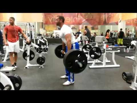 Steps to a Big Wide Back: The DeadLift
