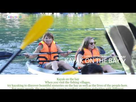 7 things to do Ha Long   UrTravelAdvisor.com   Halong bay Vietnam Travel Guide