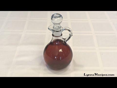 Homemade Vanilla Syrup - Lynn's Recipes