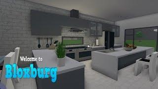 Roblox Welcome To Bloxburg Simple White Kitchen