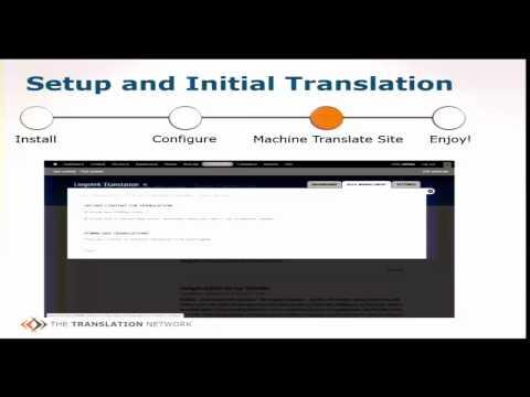 Translating Content Inside Drupal 7 Make your wesite truly multilingual - DrupalCorn Camp 2014