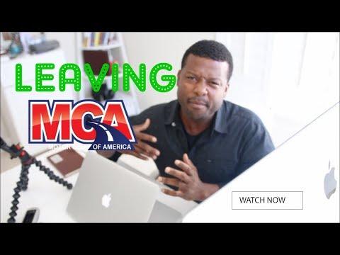 Leaving MCA Motor Club of America?