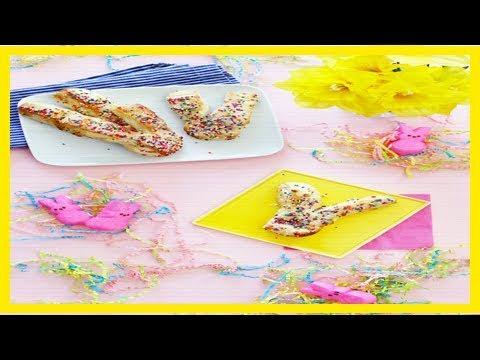 How to make confetti cake bunny bread