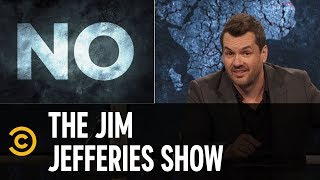 "Let's Play ""Who's the Real Victim?"" (feat. Bob Saget) - The Jim Jefferies Show"