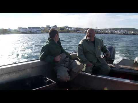 A cod fishing adventure in Bonavista, Newfoundland & Labrador, Canada