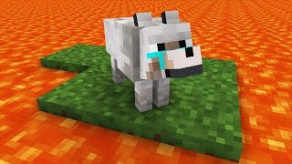 Wolf Cubs Life: Digging a Pit -- Cubic Minecraft Animation
