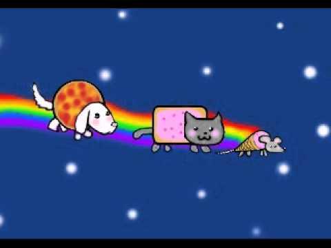 127. Nyan Cat (special edition: blah, blah,blah,blah......)