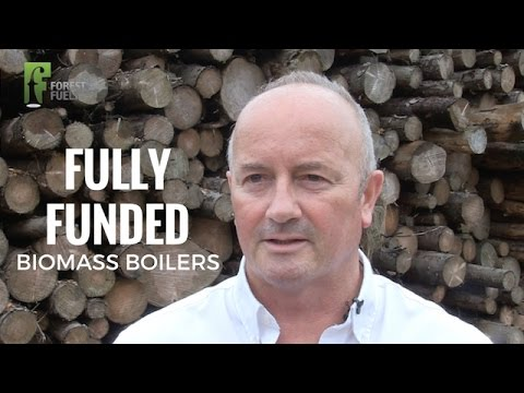 Forest Fuels' Energy Supply Contracts - Fully Funded Biomass Boilers