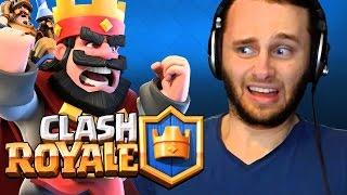 THROW THE NUKE!!   Clash Royale