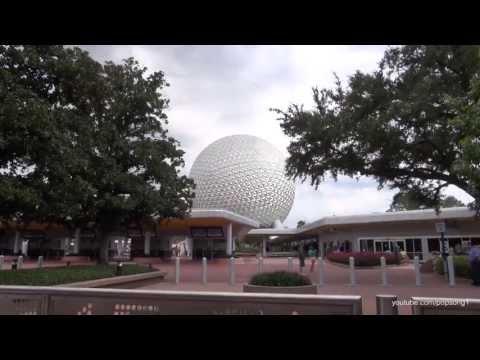 Walt Disney World Resort Bus Disney's Port Orleans French Quarter to Epcot
