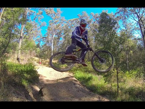 Backyard Jump Trail