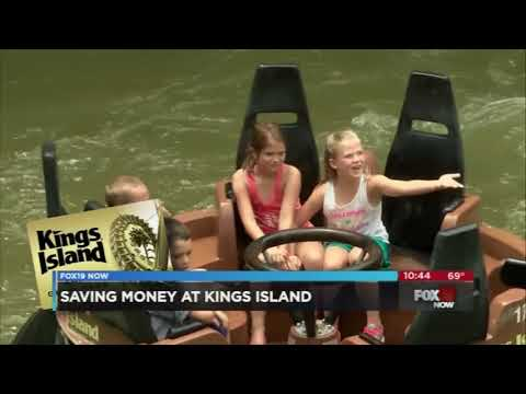 Simply Money: How to save money at Kings Island