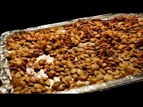 How to Roast Pumpkin Seeds (Pepitas) Make Roasted Pumpkin Seeds