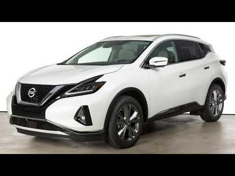 2019 Nissan Murano - Headlights and Exterior Lights