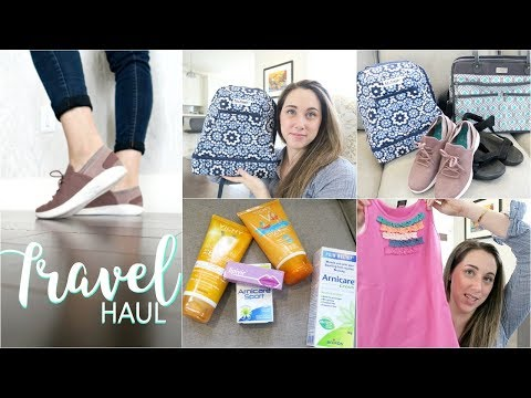 Travel   Pre-Vacation Haul! New KonMari Inspired Bag!