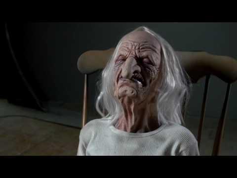 Creepy Old Grandpa Animatronic Halloween Prop
