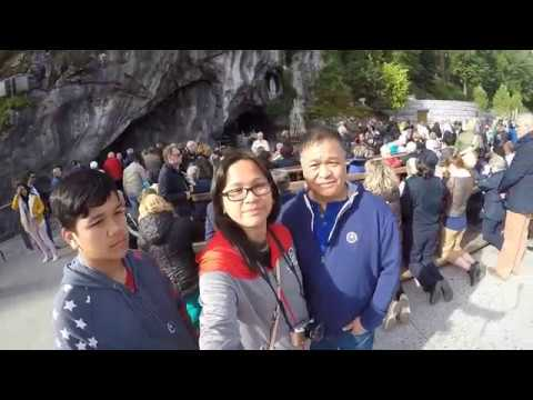 59th Annual Military Pilgrimage in Lourdes, France (May 19-21, 2017)