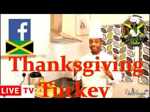 Thanksgiving Turkey Recipe: How To Cook Tender Juicy Turkey Coming Soon | Recipes By Chef Ricardo