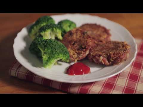 Princes Corned Beef Potato Cakes Recipe