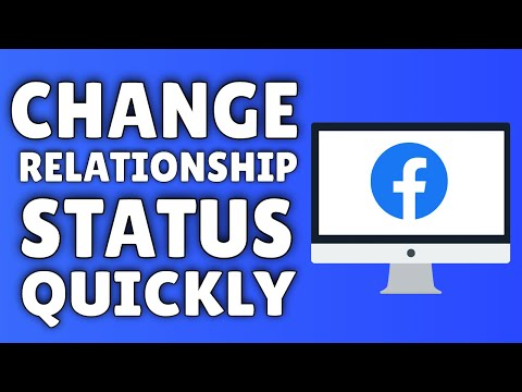 How To Change Relationship Status On Facebook