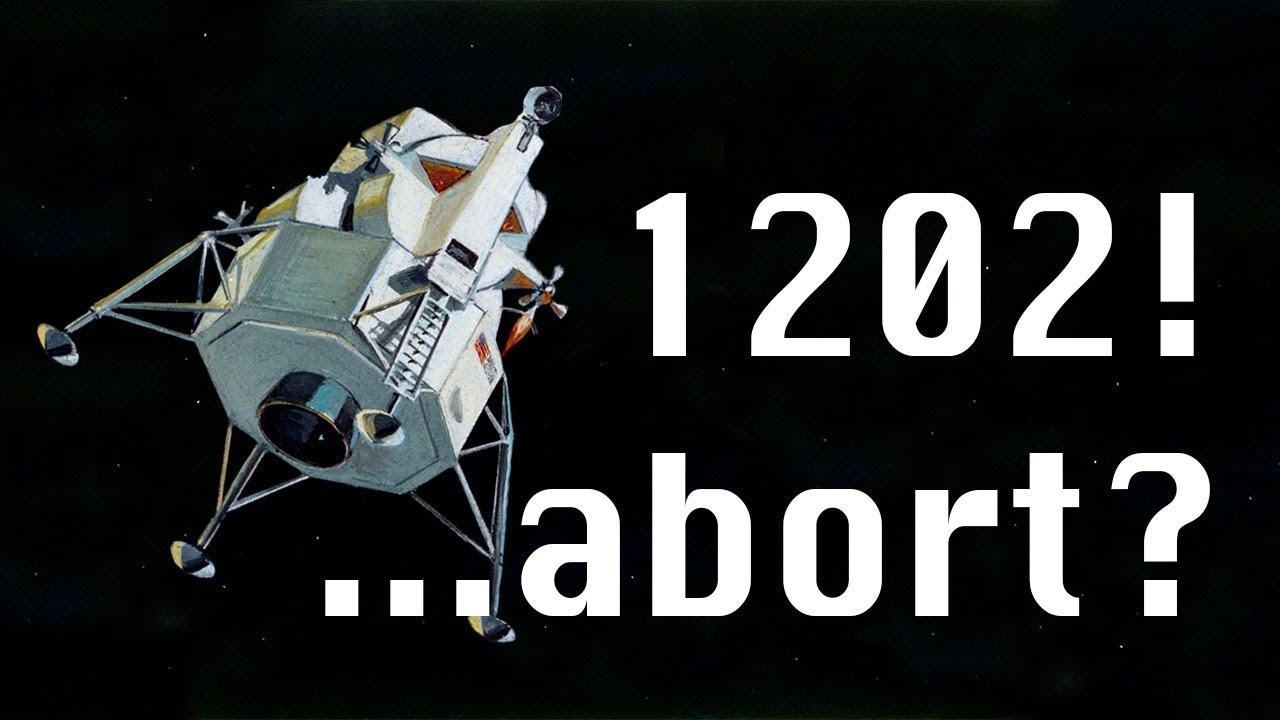 "Apollo 11's ""1202 Alarm"" Explained"
