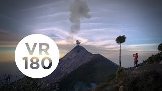 Earth To Ashes: Running the Ring of Fire Through Guatemala