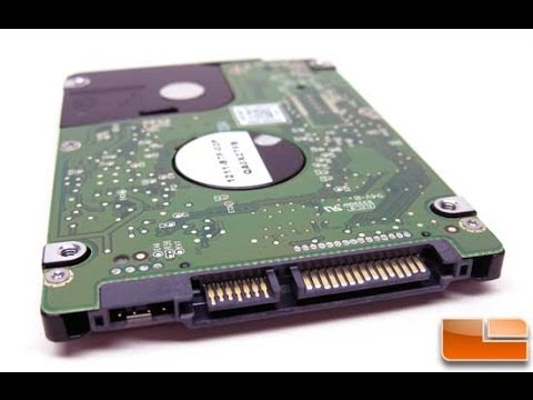 Laptop Hard drives Secrets and Recovery
