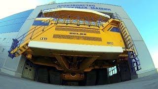 Belaz (Белаз)  factory + largest haul / mining dump / truck (muldenkipper)
