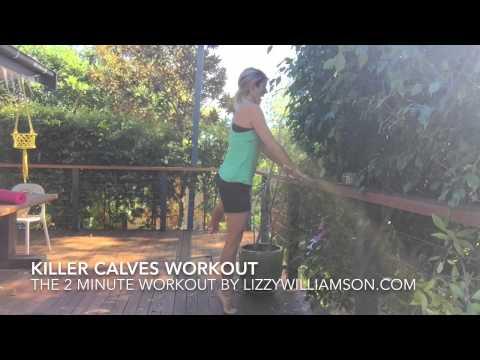 Killer Calves Workout