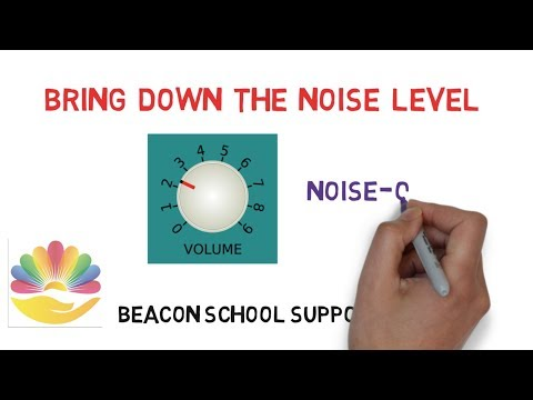 An easy trick for controlling noise levels in class