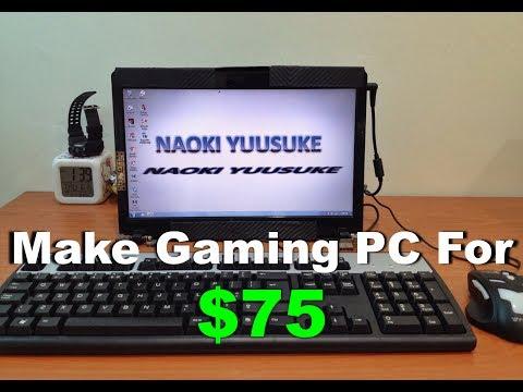 DIY Gaming PC / Laptop