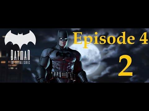 Batman - Telltale Game Series - Episode 4 - Gaurdian of Gotham Walkthrough Part 2 [1080p HD]