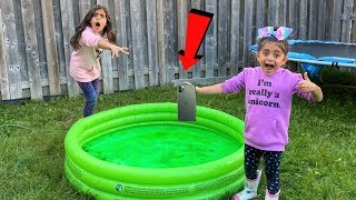 iPhone 11 Pro in the Swimming pool Prank on Deema!