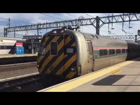 Railfanning New Haven, CT Union Station NEC