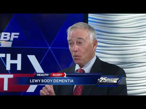 Local doctor explains Lewy Body Dementia