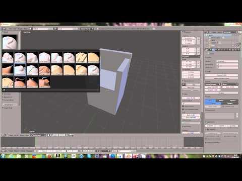 Basics of Blender mesh for Secondlife