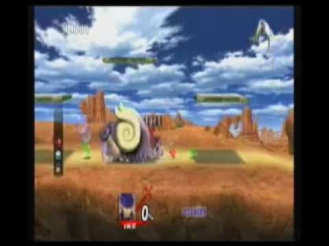 Super smash bros brawl - SubSpace emissary stage 15