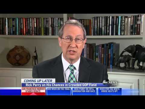 Chairman Goodlatte Discusses Immigration on ABC's This Week