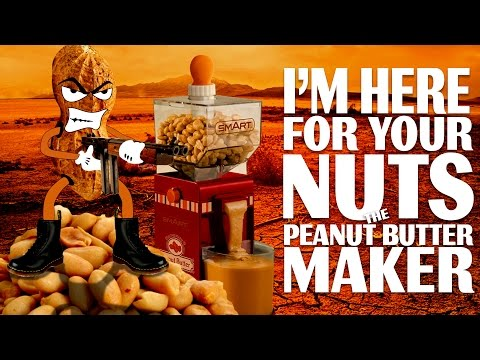 Peanut Butter Maker - A How To Guide