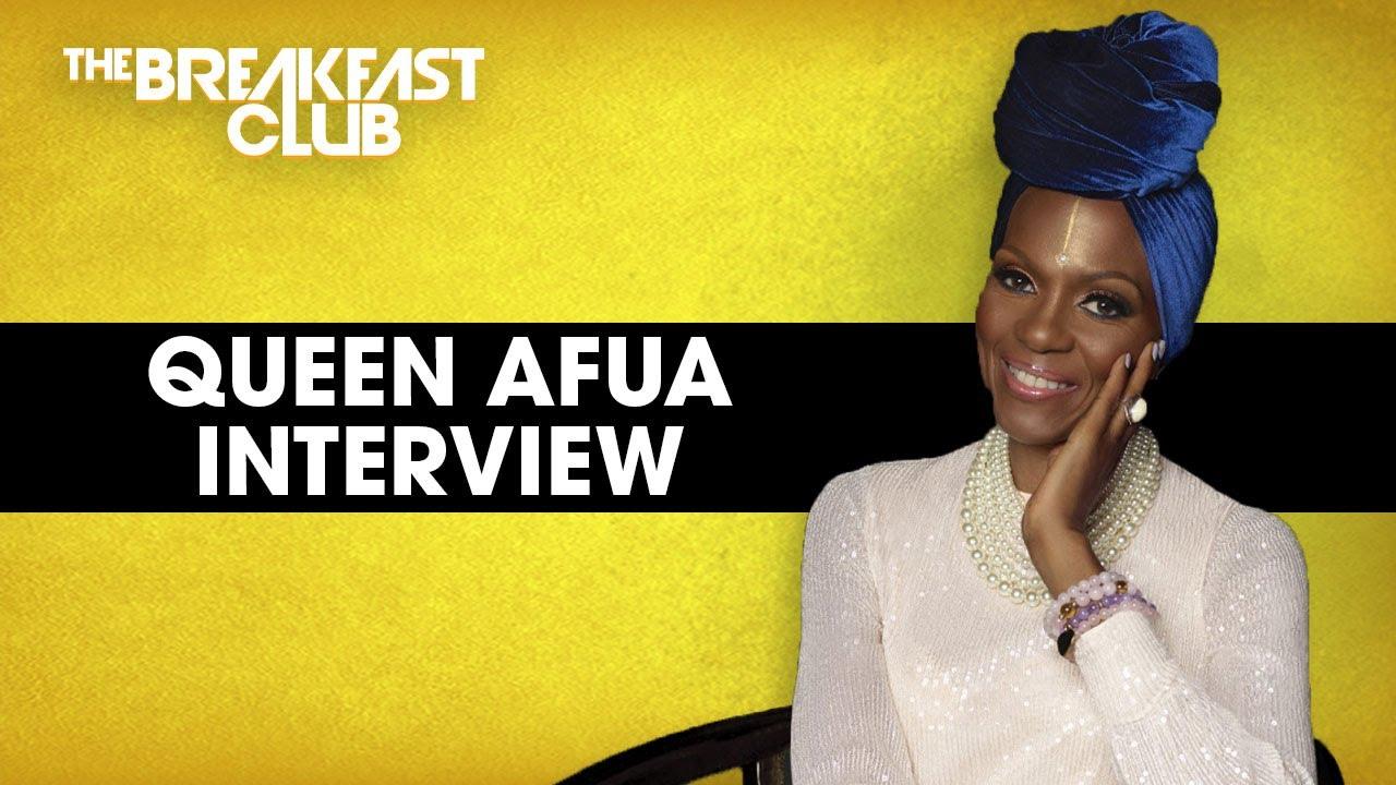 Queen Afua & SupaNova Slom On Ultimate Healing Of The Mind, Body & Spirit, Feminine Wellness + More