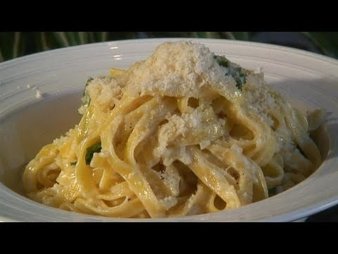 How To Cook Fettuccine Alfredo