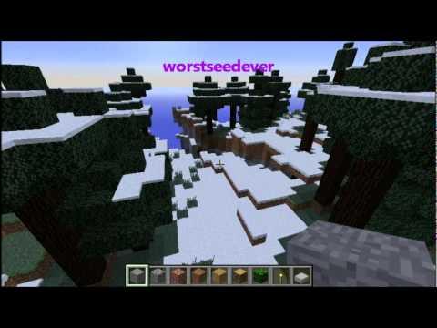 Minecraft: 1.2.5 Seeds: LIES!!!!!!