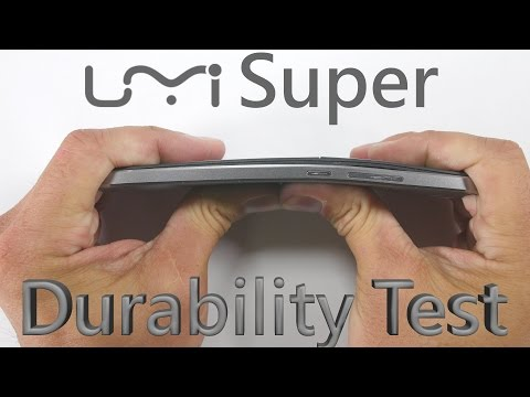 UMi Super - Bend Test, Burn test, Flame Test - Durability video
