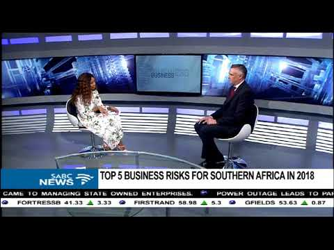 Top 5 business risks for Southern Africa in 2018: George Nicholls