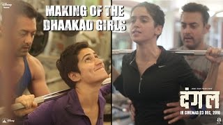 Making of The Dhaakad Girls | Dangal | In Cinemas Dec 23