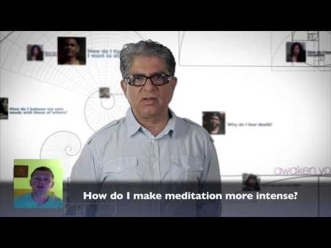 Improving Meditation Practices Acceptance