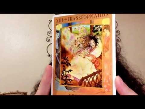 Arwen Reviews The Goddess Tarot By Kris Waldherr Usgames 1998