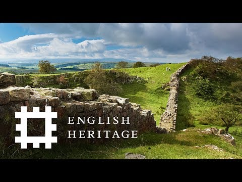 A 360° View of Hadrian's Wall