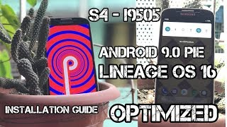 2 Blazing 🏆Android 9 ROMS for Samsung Galaxy S4 i9505 and